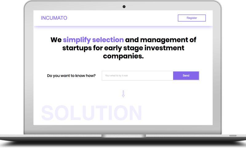 SpdLoad - Incumato is a SaaS for investors