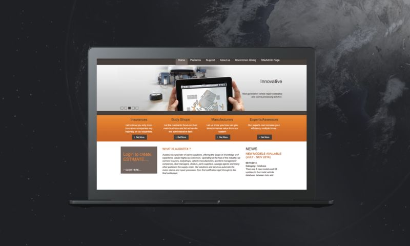 REDNAVIS - WEB-BASED INSURANCE PLATFORM