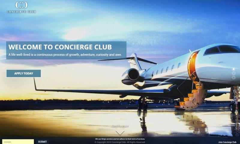 TowerHouse Studio - Concierge Club - E-Commerce