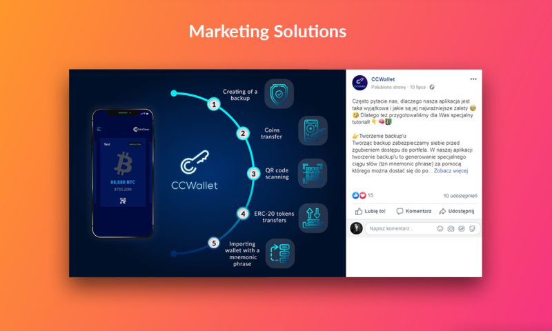 Try Codnet - CCWallet - Marketing Solutions