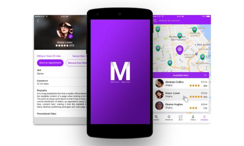 Biz4Solutions LLC - Mentor - Mentee - On-Demand App