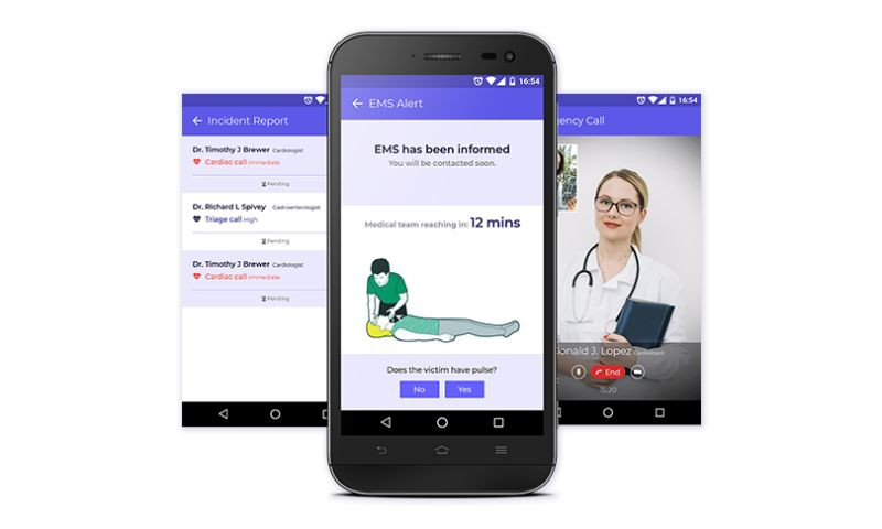 Biz4Solutions LLC - Medical Emergency Response