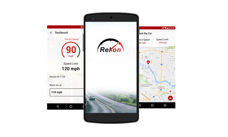 Biz4Solutions LLC - Rekon - IoT Based App for Speed Limit of the Car on Road