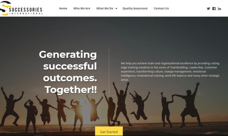 Codesmith Systems Limited - Successories International Website