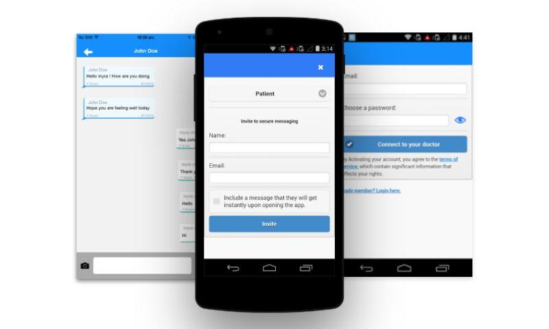 Biz4Solutions LLC - Patient – Doctor Communication App