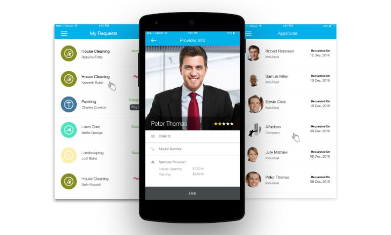 Biz4Solutions LLC - On Demand app for Home Services