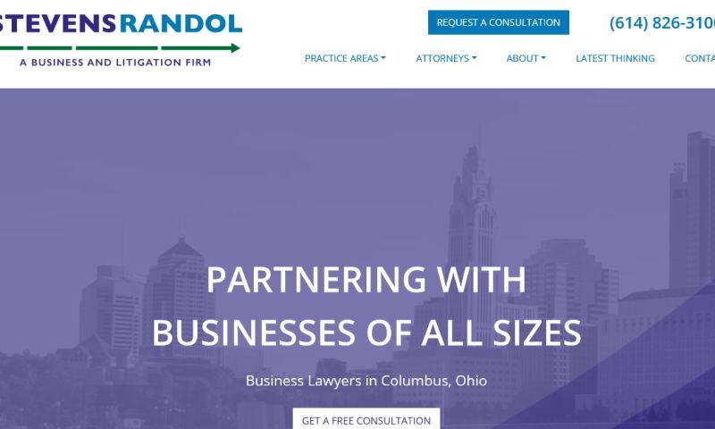 Split Reef - Stevens Randol - Business Litigation Attorney