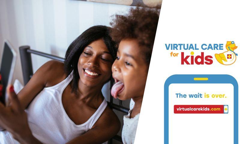 The Weinheimer Group - Virtual Care for Kids Branding Case Study