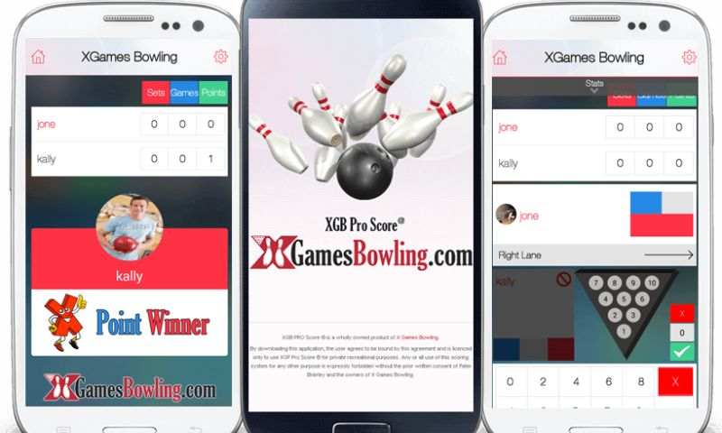Octal Info Solution Pte Ltd - X Game Bowling