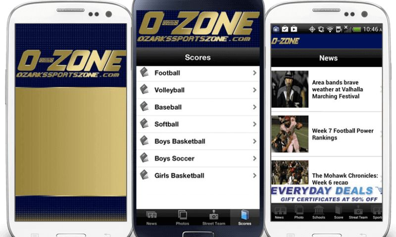 Octal Info Solution Pte Ltd - Ozark Sports