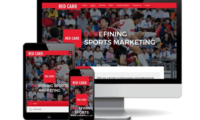 Octal Info Solution Pte Ltd - Red Card