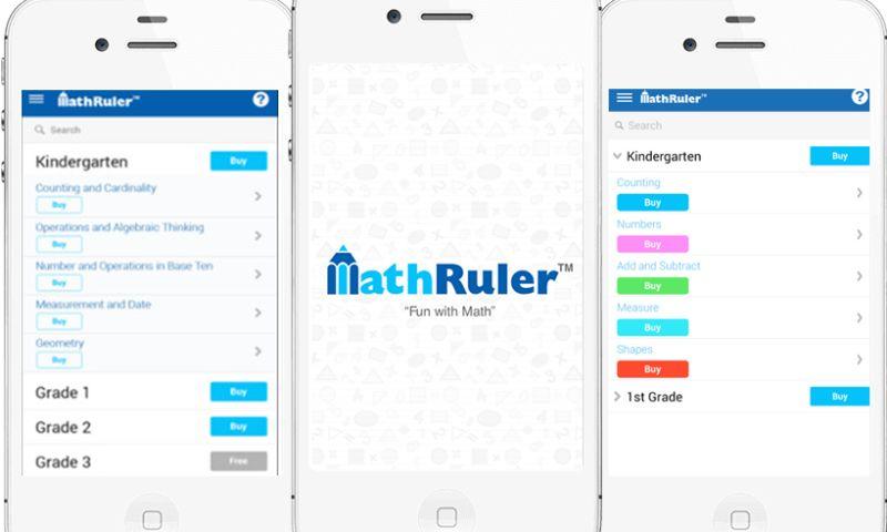 Octal Info Solution Pte Ltd - Math Ruler