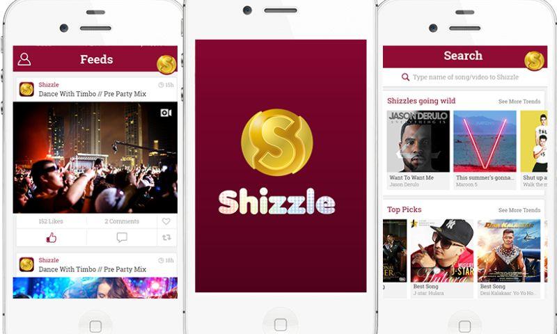 Octal Info Solution Pte Ltd - Shizzle App