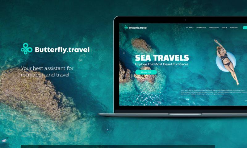 Webcapitan - Butterfly.travel