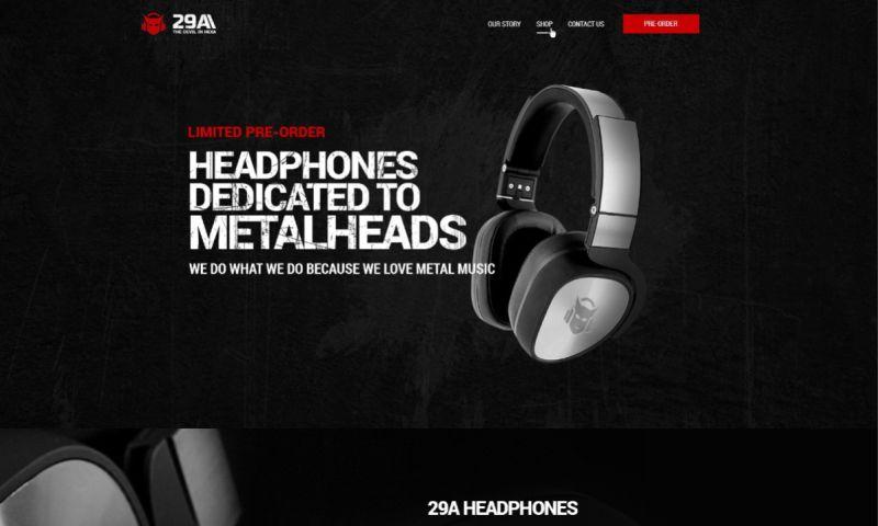 Webcapitan - Headphones