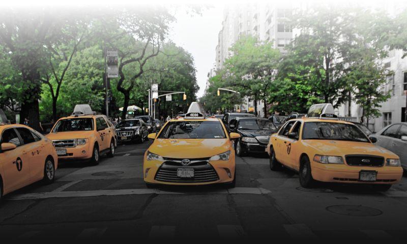 Logidots - Product Development for an Australian cab service company