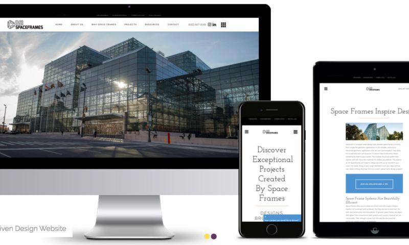 Stevens & Tate Marketing - DSI Spaceframes