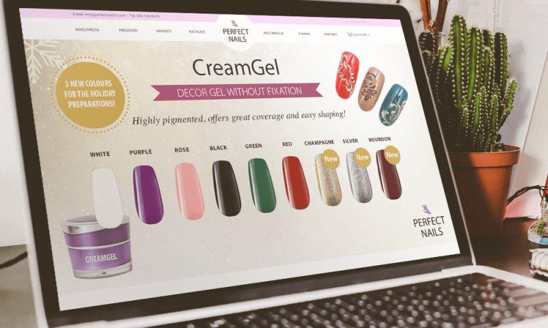 Direct Design - Perfect nails webshop