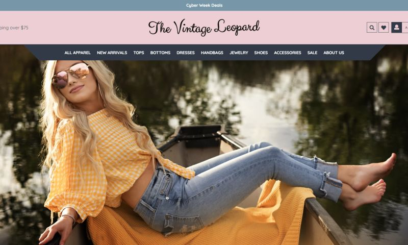 YellowFin Digital - The Vintage Leopard