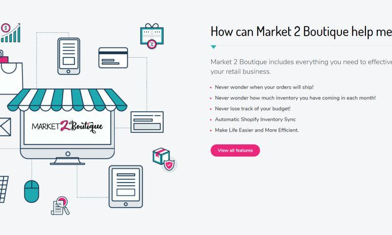 YellowFin Digital - Market 2 Boutique