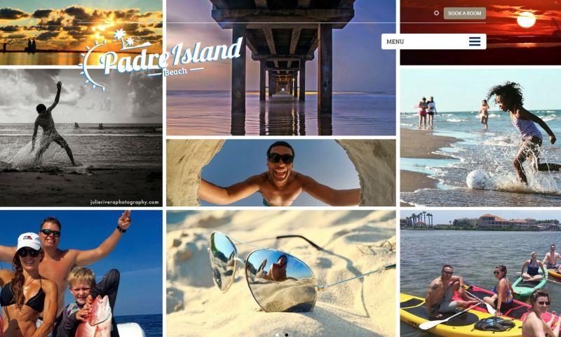 YellowFin Digital - Padre Island Beach
