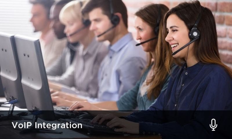 Velvetech LLC - Adding VoIP Telephony to Salesforce