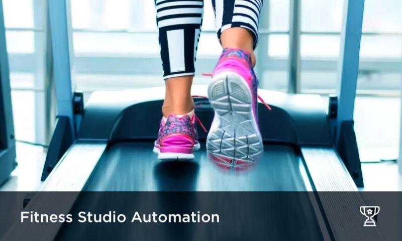 Velvetech LLC - Fitness IoT Platform for Running Studio