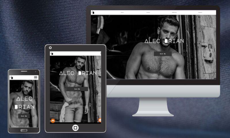 RBD Digital Marketing Agency - DJ Alec Brian