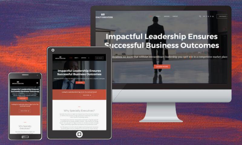 RBD Digital Marketing Agency - Specialty Executives