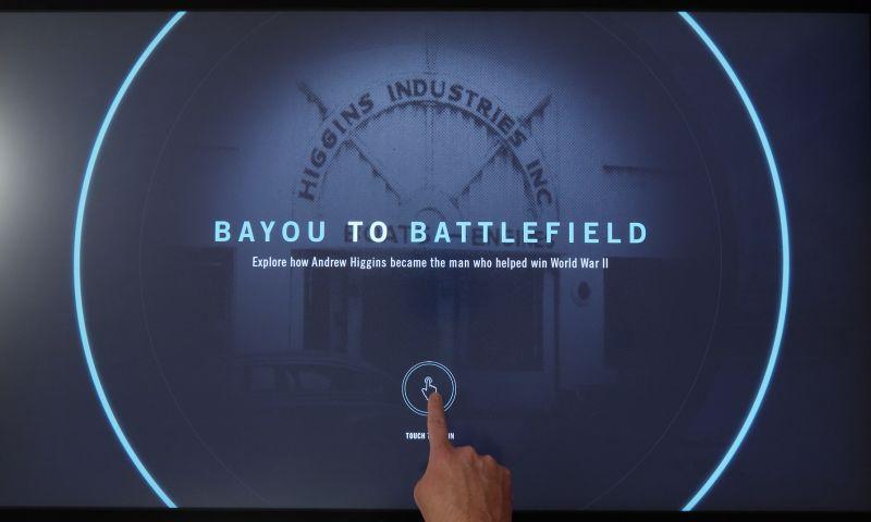 Ideum - Bayou to Battlefield