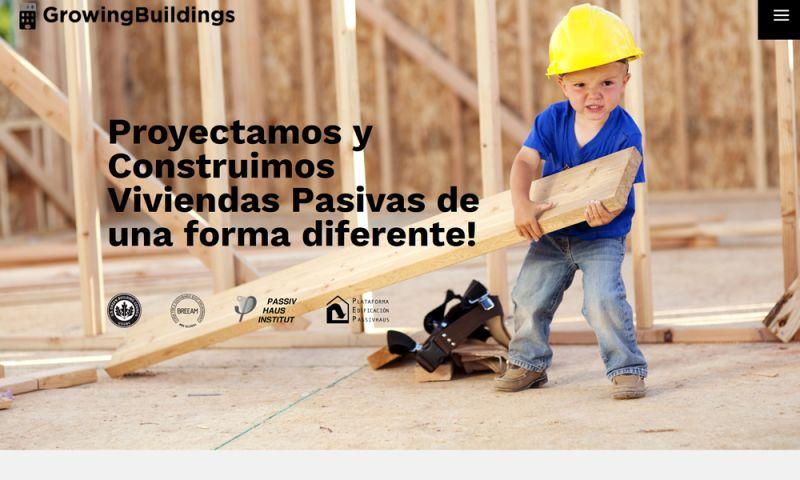 The Webmaster Co. de Barcelona - Growing Buildings