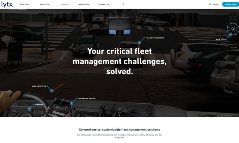 Wakefly, Inc. - Lytx Website Redesign, 3rd Party Integration & CMS Implementation