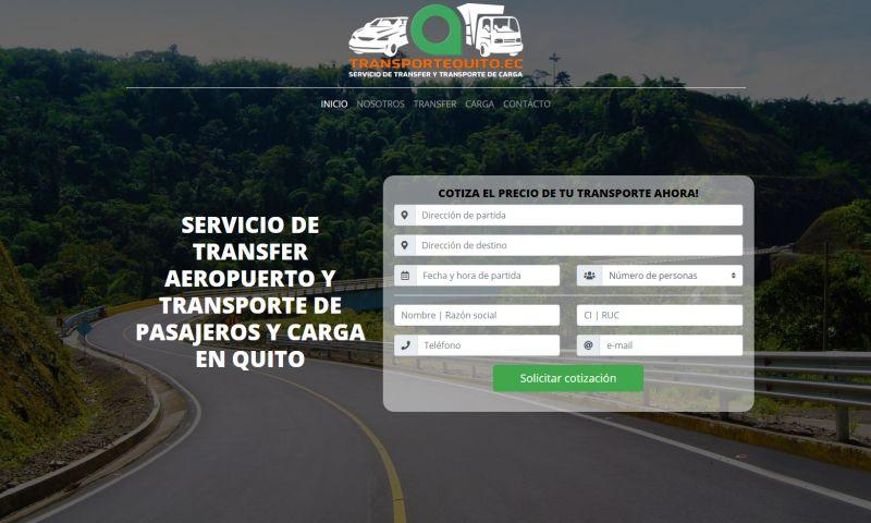 eaweb - Transporte Quito