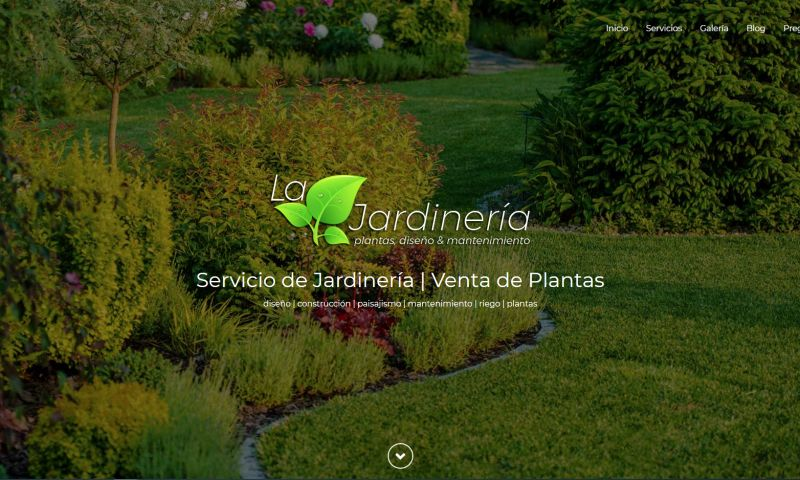 eaweb - La Jardineria