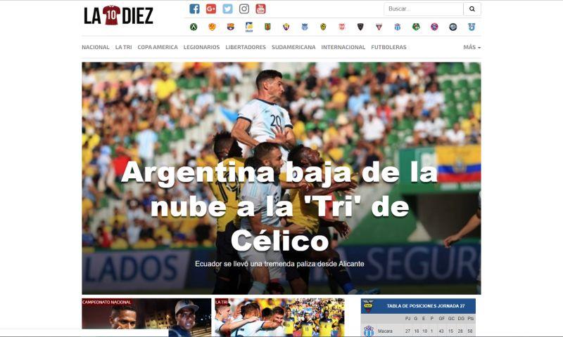 eaweb - Diario la 10