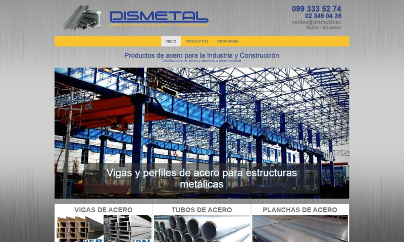 eaweb - Dismetal