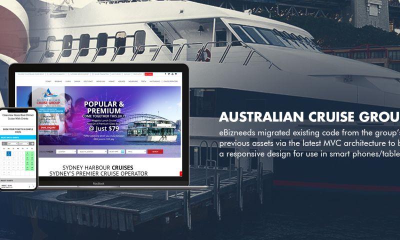 eBizneeds Business Solution Pvt. Ltd. - Australian Cruise Group