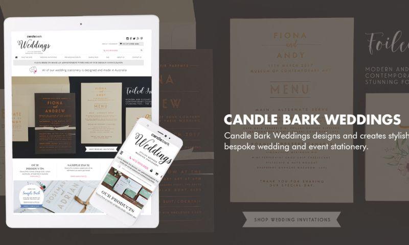 eBizneeds Business Solution Pvt. Ltd. - Candle Bark Weddings