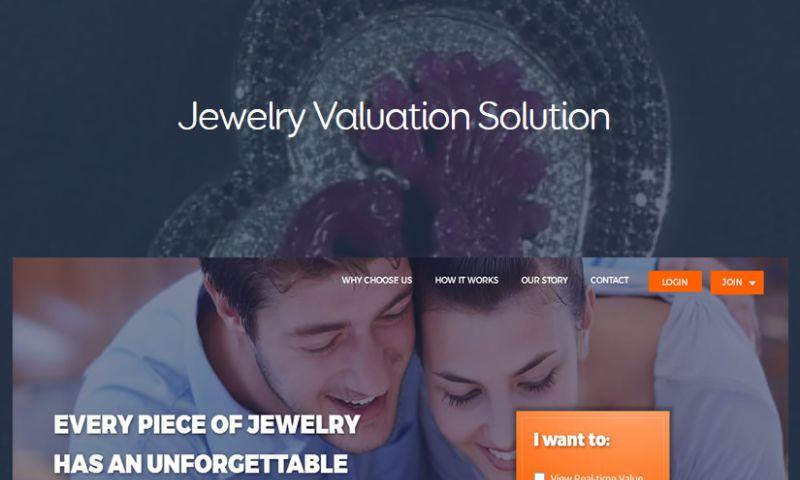Galaxy Weblinks Inc. - Custom Jewelry Valuation Solution