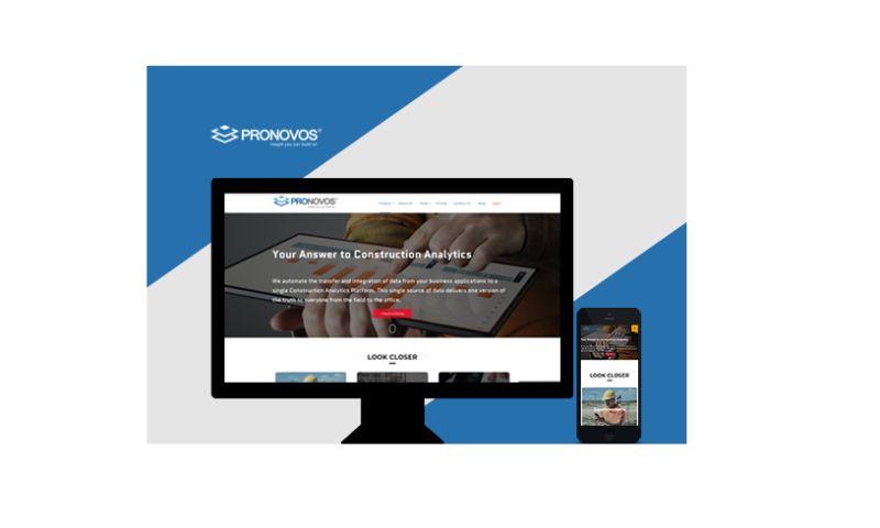 Galaxy Weblinks Inc. - Construction Software for Contractors - Pronovos