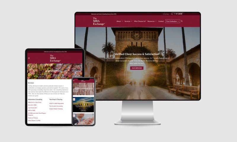 SEO Design - Website Redesign