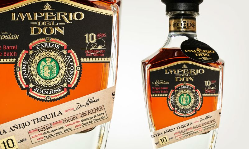 Golden Creative, LLC - Imperio del Don Tequila