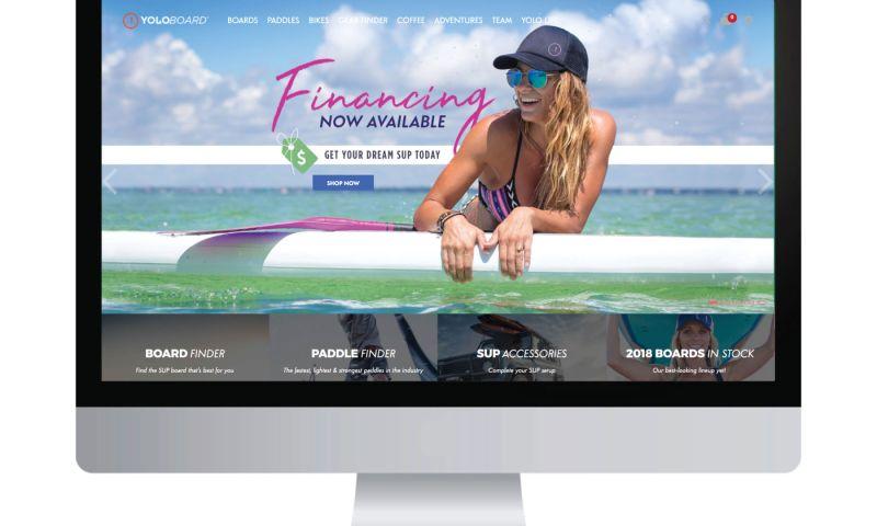 Living Proof Creative - YOLO Board eCommerce Website