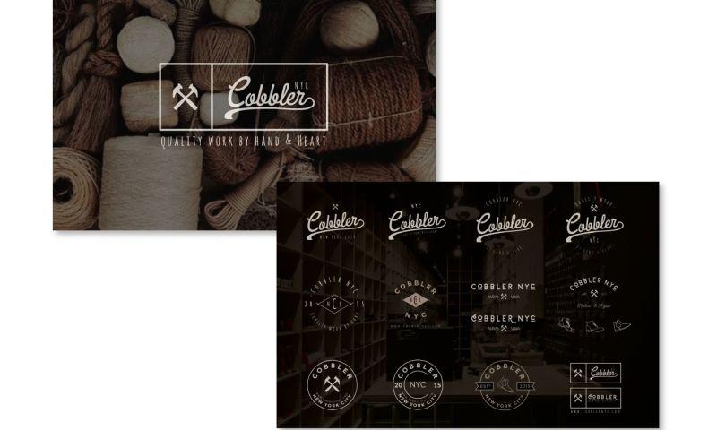 Living Proof Creative - Cobbler NYC Branding and eCommerce Website
