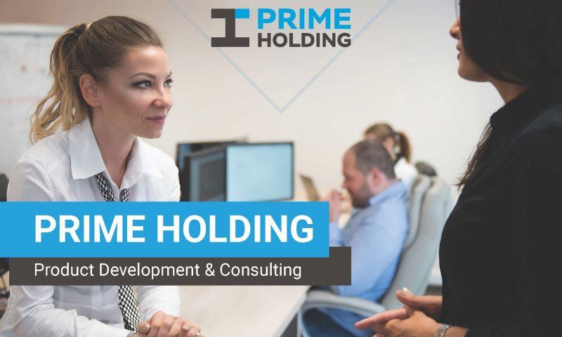 Prime Holding - Blockchain Experience