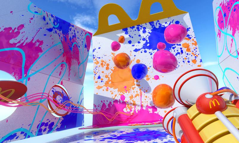 Groove Jones - McDonald's – The Top VR Activation at SXSW