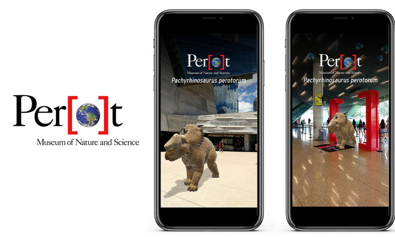 Groove Jones - The Perot Museum of Nature and Science Celebrates Dinosaurs with Snapchat AR Fun