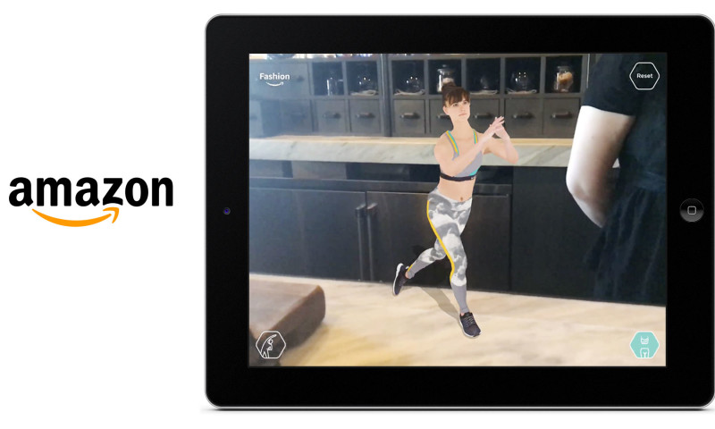 Groove Jones - Amazon.com Celebrating the New Year – Using Augmented Reality to See Fashion and Fitness Everywhere