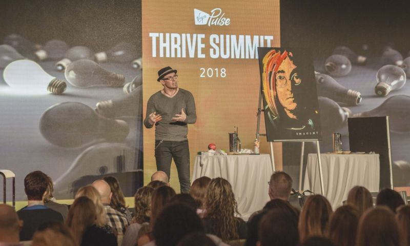 Sparksight - Event Video - Thrive Pulse Summit
