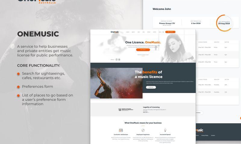 Powercode.co.uk - OneMusic